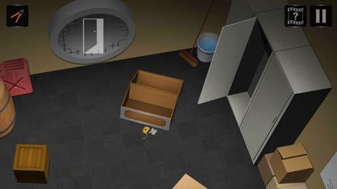 Th Adnroidスマホゲームアプリ「拘留室:脱出ゲーム」攻略 lv12 6