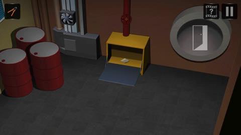 Th Adnroidスマホゲームアプリ「拘留室:脱出ゲーム」攻略 lv12 8