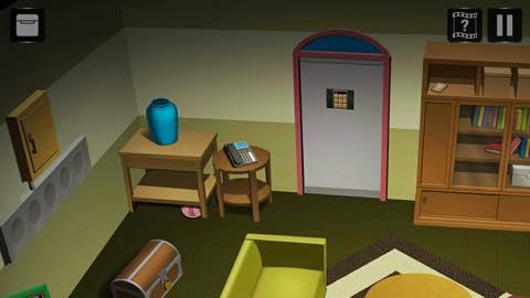 Th Adnroidスマホゲームアプリ「拘留室:脱出ゲーム」攻略 lv13 1