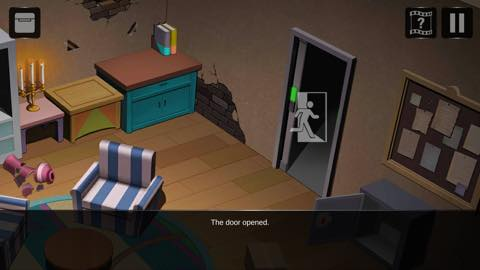 Th Adnroidスマホゲームアプリ「拘留室:脱出ゲーム」攻略 lv2 10