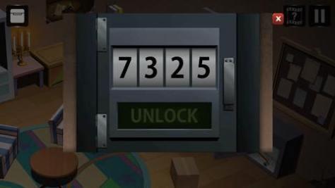 Th Adnroidスマホゲームアプリ「拘留室:脱出ゲーム」攻略 lv2 4