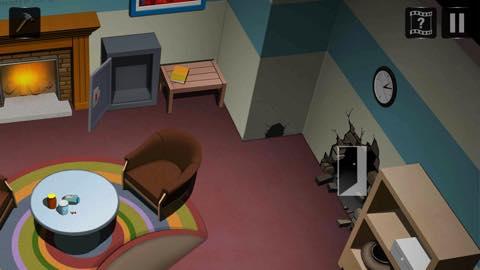 Th Adnroidスマホゲームアプリ「拘留室:脱出ゲーム」攻略 lv3 10