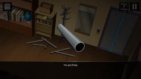 Th Adnroidスマホゲームアプリ「拘留室:脱出ゲーム」攻略 lv6 1