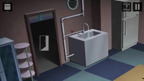 Th Adnroidスマホゲームアプリ「拘留室:脱出ゲーム」攻略 lv6 9