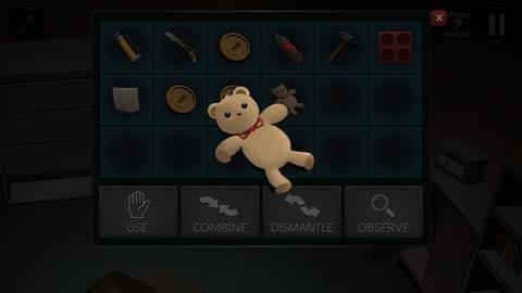 Th Adnroidスマホゲームアプリ「拘留室:脱出ゲーム」攻略 lv9 14