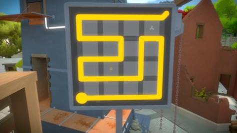 Th iPhoneゲームアプリ「The Witness」攻略 1883
