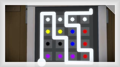 Th iPhoneゲームアプリ「The Witness」攻略 1885