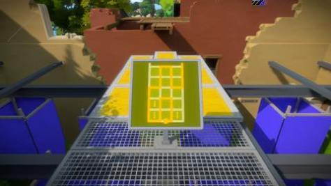 Th iPhoneゲームアプリ「The Witness」攻略 1889