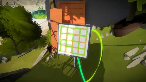 Th iPhoneゲームアプリ「The Witness」攻略 1894