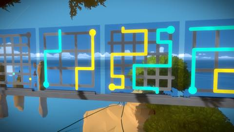Th iPhoneゲームアプリ「The Witness」攻略 1924