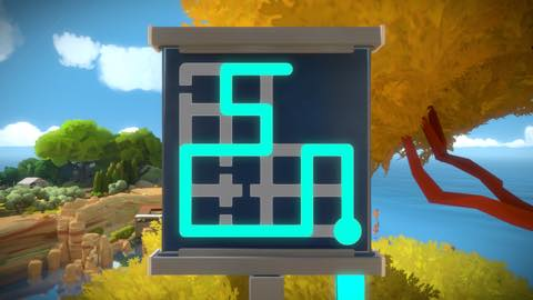 Th iPhoneゲームアプリ「The Witness」攻略 1937