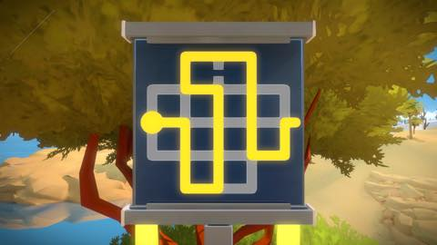Th iPhoneゲームアプリ「The Witness」攻略 1938