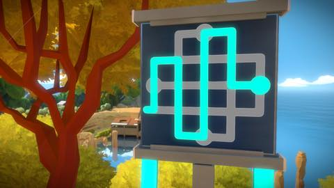 Th iPhoneゲームアプリ「The Witness」攻略 1941