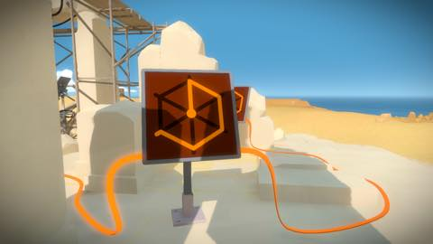 Th iPhoneゲームアプリ「The Witness」攻略 1948