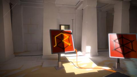 Th iPhoneゲームアプリ「The Witness」攻略 1960