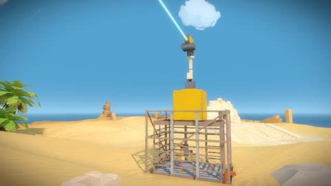 Th iPhoneゲームアプリ「The Witness」攻略 1986