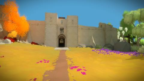 Th iPhoneゲームアプリ「The Witness」攻略 1987