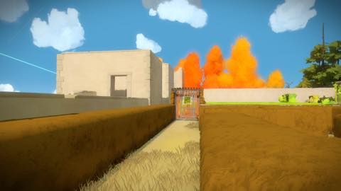 Th iPhoneゲームアプリ「The Witness」攻略 1992