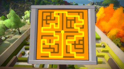 Th iPhoneゲームアプリ「The Witness」攻略 1998