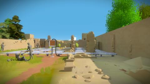 Th iPhoneゲームアプリ「The Witness」攻略 1999