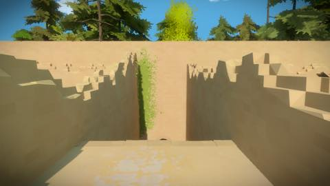 Th iPhoneゲームアプリ「The Witness」攻略 2015
