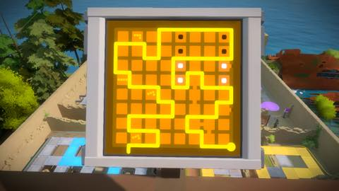 Th iPhoneゲームアプリ「The Witness」攻略 2022