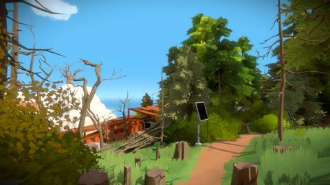 Th iPhoneゲームアプリ「The Witness」攻略 2030