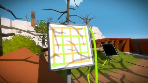 Th iPhoneゲームアプリ「The Witness」攻略 2032