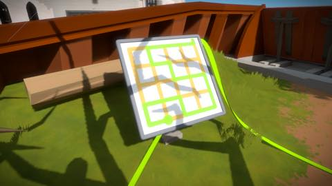 Th iPhoneゲームアプリ「The Witness」攻略 2033