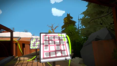 Th iPhoneゲームアプリ「The Witness」攻略 2039