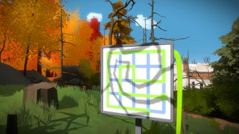 Th iPhoneゲームアプリ「The Witness」攻略 2043