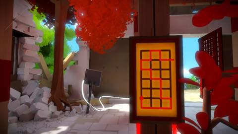 Th iPhoneゲームアプリ「The Witness」攻略 2067