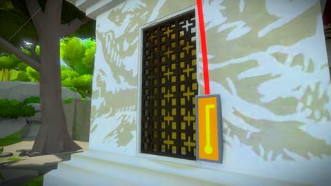 Th iPhoneゲームアプリ「The Witness」攻略 2070