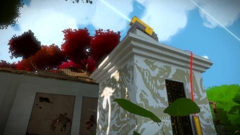 Th iPhoneゲームアプリ「The Witness」攻略 2071
