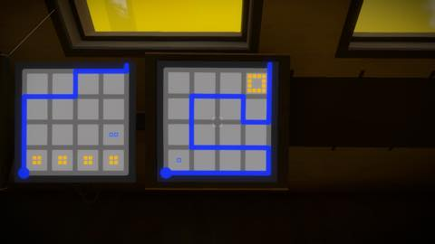 Th iPhoneゲームアプリ「The Witness」攻略 2101