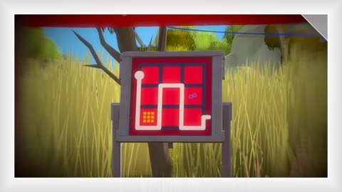 Th iPhoneゲームアプリ「The Witness」攻略 2111