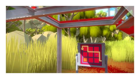 Th iPhoneゲームアプリ「The Witness」攻略 2115