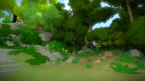 Th iPhoneゲームアプリ「The Witness」攻略 2160