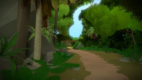 Th iPhoneゲームアプリ「The Witness」攻略 2161