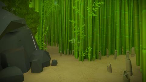 Th iPhoneゲームアプリ「The Witness」攻略 2177
