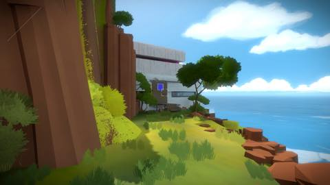 Th iPhoneゲームアプリ「The Witness」攻略 2184