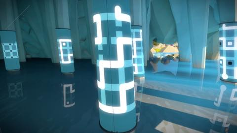 Th iPhoneゲームアプリ「The Witness」攻略 2360