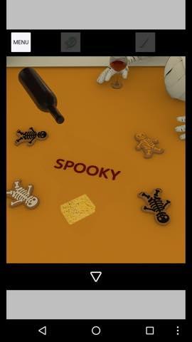 Th スマホゲームアプリ脱出ゲーム Halloween攻略方法  攻略 36