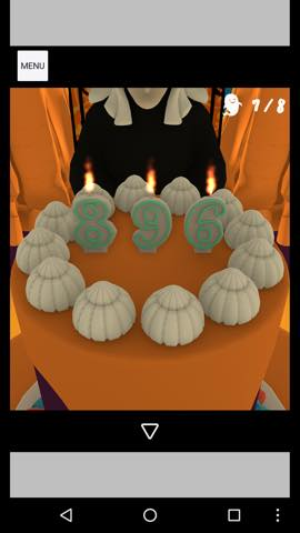 Th スマホゲームアプリ脱出ゲーム Halloween攻略方法  攻略 c11