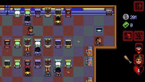 Th スマホゲームアプリStranger Things: The Game   攻略 2512