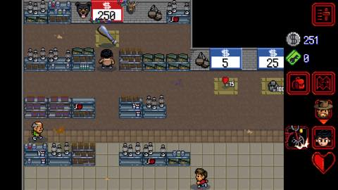 Th スマホゲームアプリStranger Things: The Game   攻略 2518