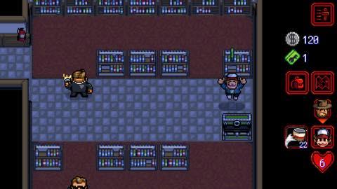Th スマホゲームアプリStranger Things: The Game   攻略 2584