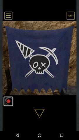 Th Adnroidスマホゲームアプリ脱出ゲーム 地賊団アジトからの脱出攻略 14