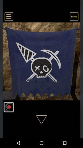 Th Adnroidスマホゲームアプリ脱出ゲーム 地賊団アジトからの脱出攻略 15