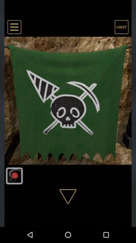 Th Adnroidスマホゲームアプリ脱出ゲーム 地賊団アジトからの脱出攻略 16